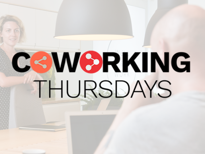 #CoworkingThursdays at Well&Work on the 15th of October